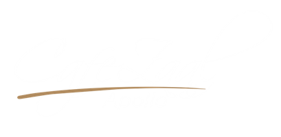 Cafe Zaal Apollo Retina Logo